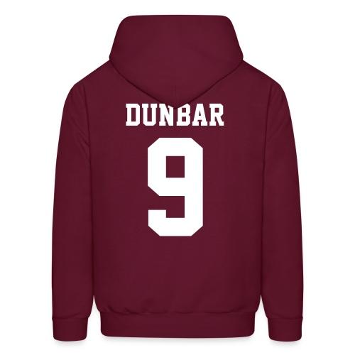DUNBAR 9 - Hoodie (S Logo, NBL) - Men's Hoodie