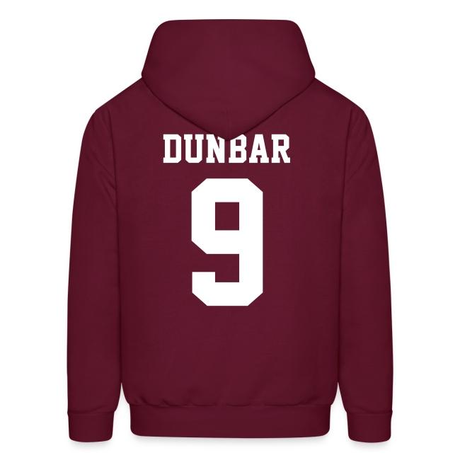 """DUNBAR 9"" - Hoodie (S Logo, NBL)"
