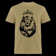 T-Shirts ~ Men's T-Shirt ~ King of Hearts