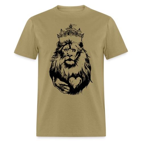 King of Hearts - Men's T-Shirt