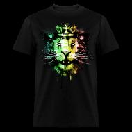 T-Shirts ~ Men's T-Shirt ~ Spirit of the Rasta
