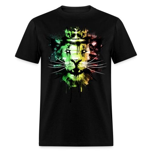 Spirit of the Rasta - Men's T-Shirt