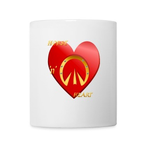 Horse 'n' Heart - Coffee/Tea Mug