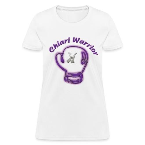 Chiari Warrior Toni Women's T-Shirt - Women's T-Shirt