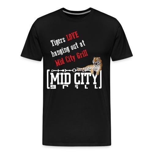 Tigers T - Men's Premium T-Shirt