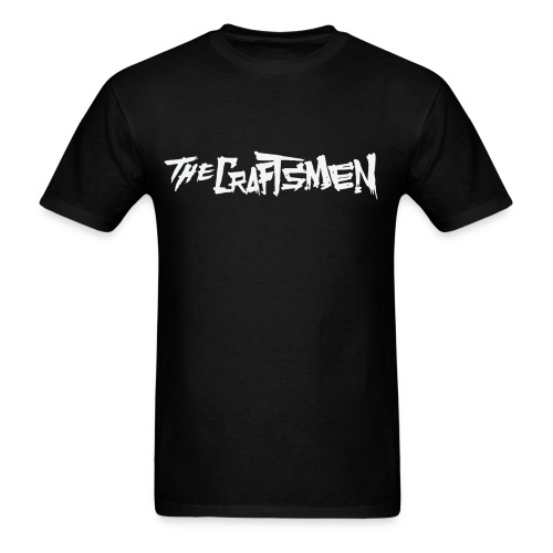 The Craftsmen Crew  - Men's T-Shirt