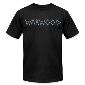WARWOOD - Men's T-Shirt by American Apparel