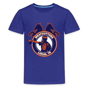 Meatcutters Local 18 - Kids - Kids' Premium T-Shirt