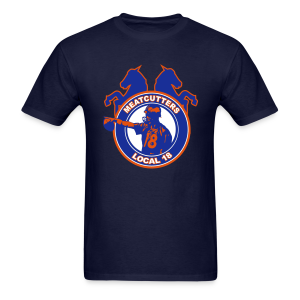 Meatcutters Local 18 - Mens - Men's T-Shirt