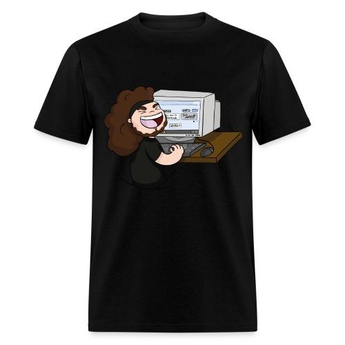 WUANT NO GOOGLE TRADUTOR - T-SHIRT HOMEM - Men's T-Shirt
