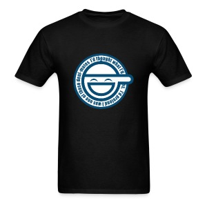 Ghost The Shell Laughing Man - Men's T-Shirt