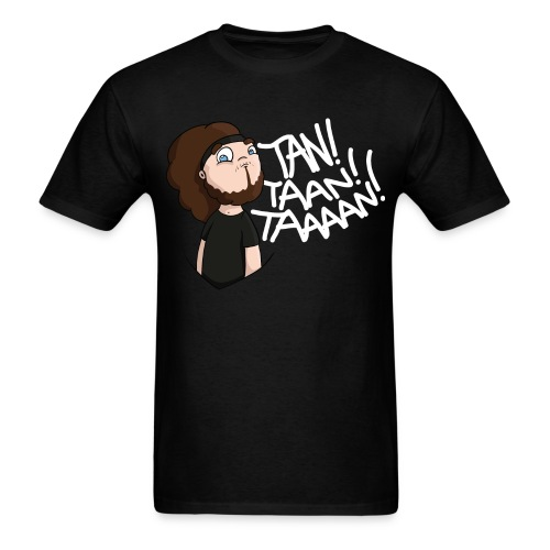TAN TAN TAAAAAAAAAN - T-SHIRT HOMEM - Men's T-Shirt