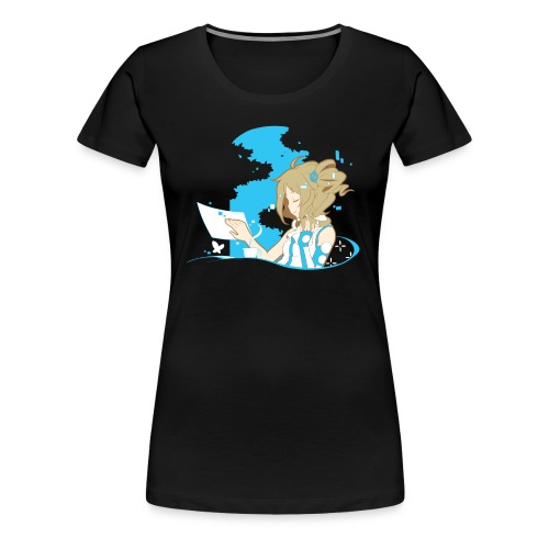 Inori Aizawa Bliss for Ladies - Women's Premium T-Shirt