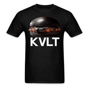 KVLT Burger - Men's T-Shirt