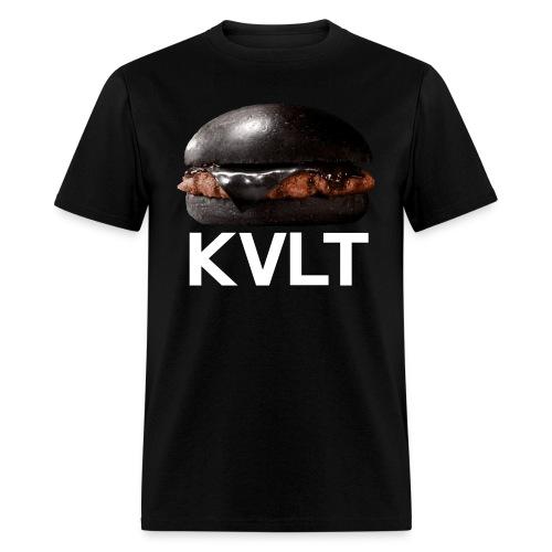 KVLT Burger - Men's T-Shirt