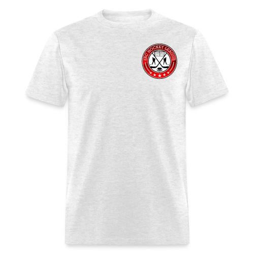 Oxford light Shirt, 2BCHL logo - Men's T-Shirt