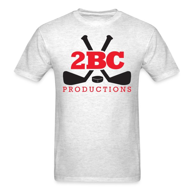 Light Oxford Shirt, Red/Black 2BC logo