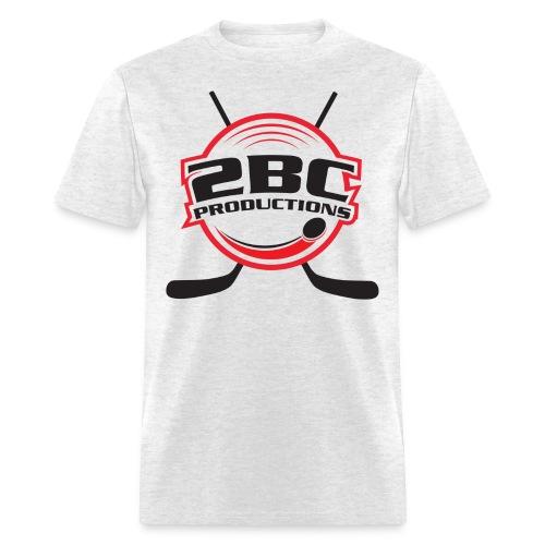 Light Oxford Shirt, Clear logo - Men's T-Shirt