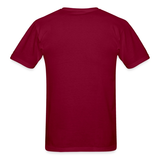 Burgundy Shirt, 2BCHL logo