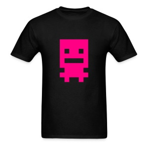 TURBO Buddy Neon Pink - Men's T-Shirt