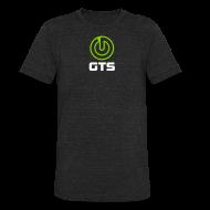 T-Shirts ~ Unisex Tri-Blend T-Shirt ~ GTS Power Logo AA tri blend