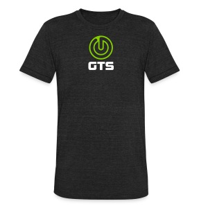 GTS Power Logo AA tri blend - Unisex Tri-Blend T-Shirt by American Apparel
