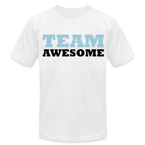 Team Awesome - Men's Fine Jersey T-Shirt