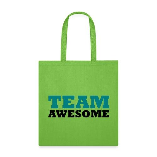 Team Awesome - Tote Bag