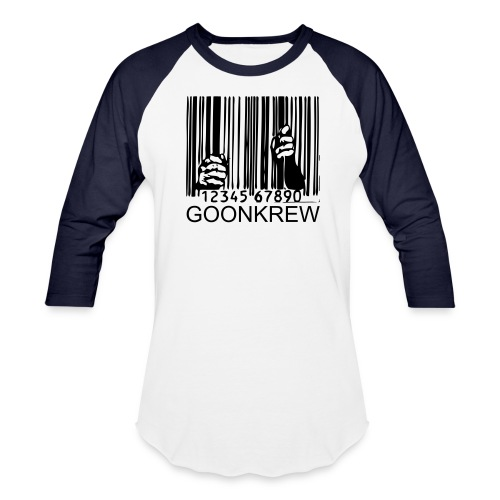 LOCKEDUPGOON - Baseball T-Shirt