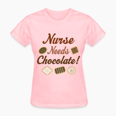 Funny Nurse Job Gift Women's T-Shirts