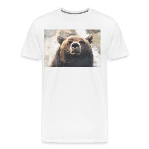 Bearly Cali - Men's Premium T-Shirt