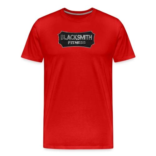 Blacksmith Basic Mens - No Motto - Men's Premium T-Shirt