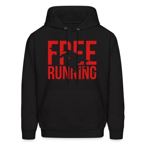 Free-Running Hoodie - Men's Hoodie