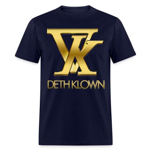 DETH KLOWN Luxury Tee - Men's T-Shirt