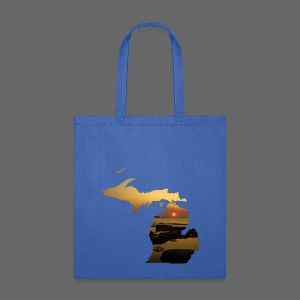Michigan Sunset - Tote Bag