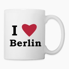 I Heart Berlin Bottles & Mugs
