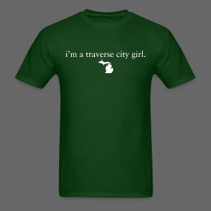 I'm A Traverse City Girl - Men's T-Shirt