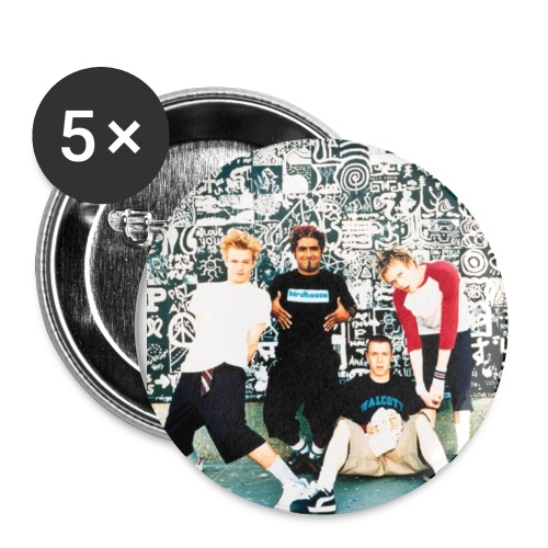 Sum 41 5 pack - Small Buttons
