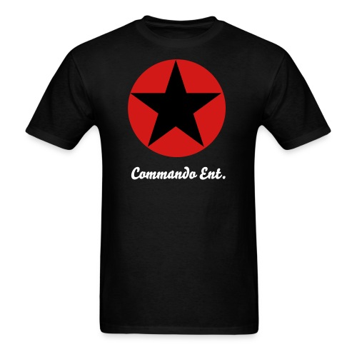 Commando Ent.(Work Friendly) - Unisex - Men's T-Shirt
