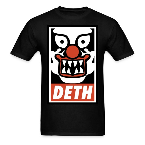 DETH KLOWN OBAY RiPOFF T - Men's T-Shirt