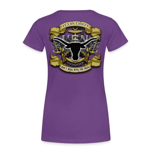 Women's Texas Chiefs  - Women's Premium T-Shirt