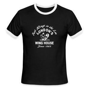 BEST WINGS IN THE LOU SINCE 1963 - Men's Ringer T-Shirt