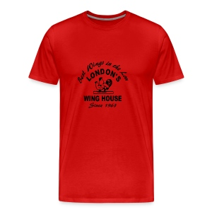 BEST WINGS IN THE LOU SINCE 1963 - Men's Premium T-Shirt