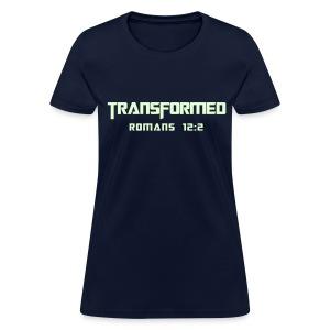 Glow in the dark color - Women's T-Shirt