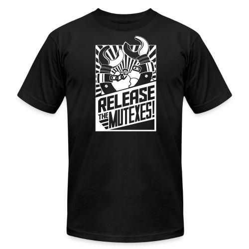 Release the Mutexes! - Men's Jersey T-Shirt