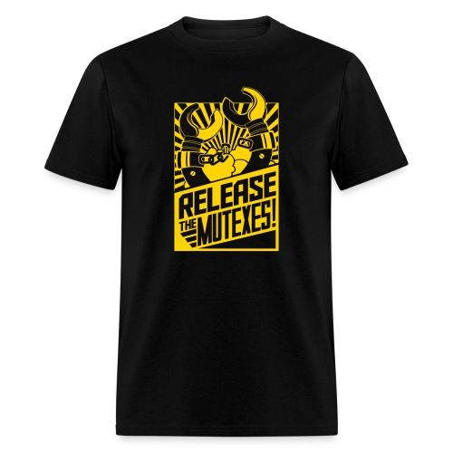 Release the Mutexes! - Men's T-Shirt