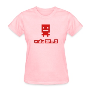 Vido Gams Red - Women's T-Shirt