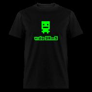 T-Shirts ~ Men's T-Shirt ~ Vido Gams Neon