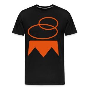 Overthrown King - Men's Premium T-Shirt