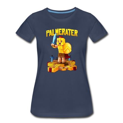 Palmerater Full Design (Women's T-shirt) - Women's Premium T-Shirt